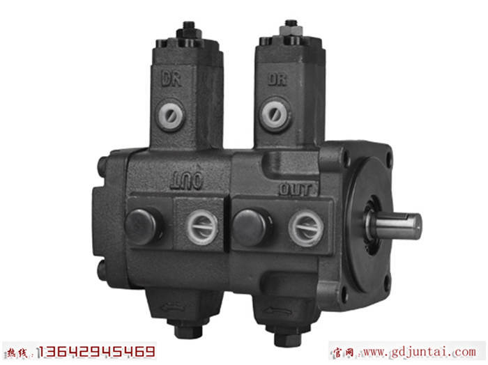 輕工機械VP雙聯變量葉片泵