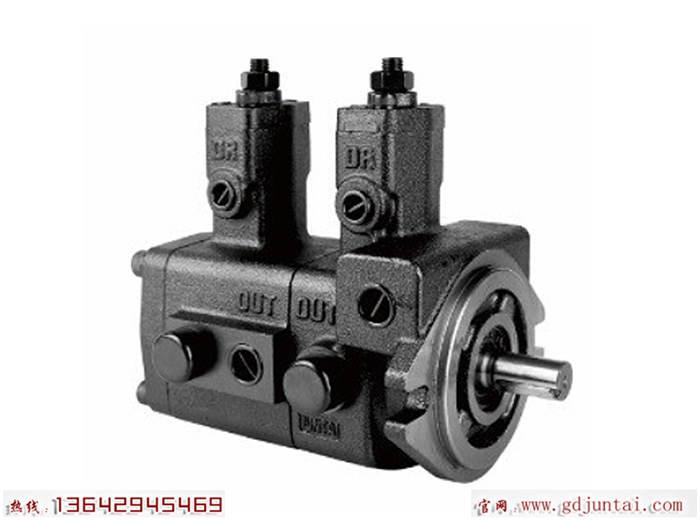 輕工機械VP雙聯變量葉片泵OEM