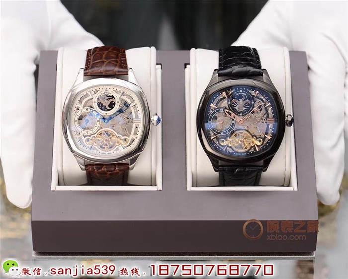 南昌十大轻奢首饰品牌自主开发 手表里面的3个小表图解
