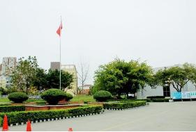 中国五冶高级技工学校校园环境