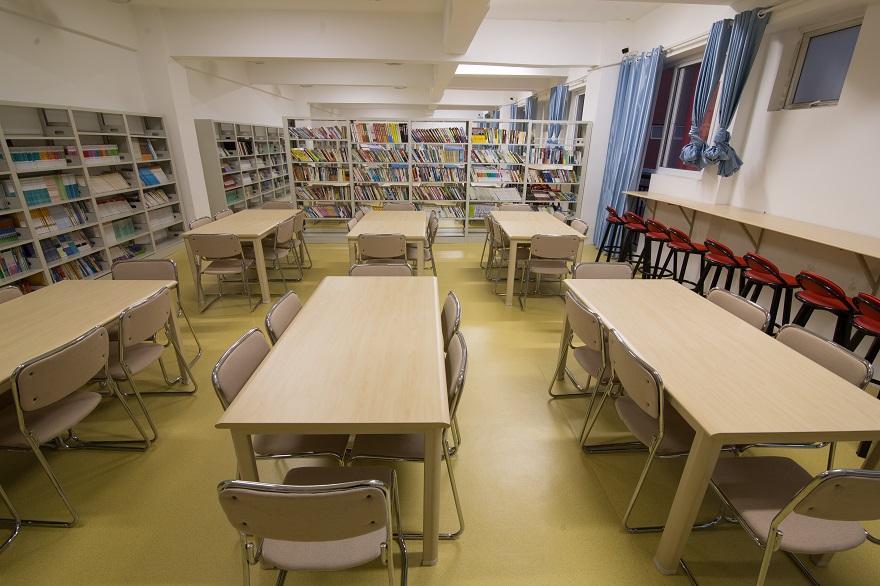 中国五冶高级技工学校图书室