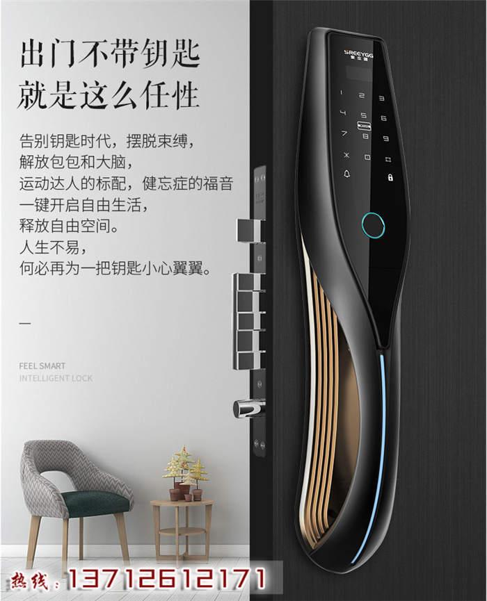 河北酒店公寓锁代工 索立捷智能门锁批发质造客户需求的智能电子锁生活专家